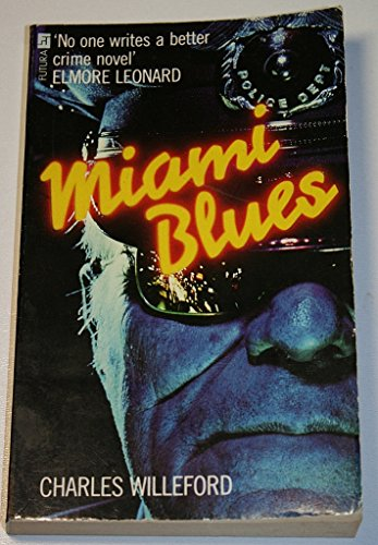 9780708827642: Miami Blues