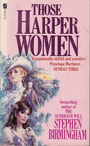 9780708828298: Those Harper Women