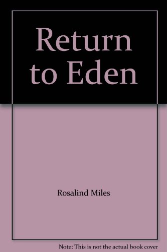 9780708829257: Return to Eden