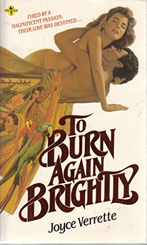 9780708829301: To Burn Again Brightly (Troubadour Books)