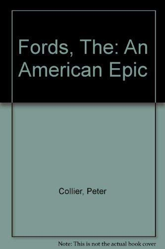 9780708829646: 'FORDS, THE: AN AMERICAN EPIC'