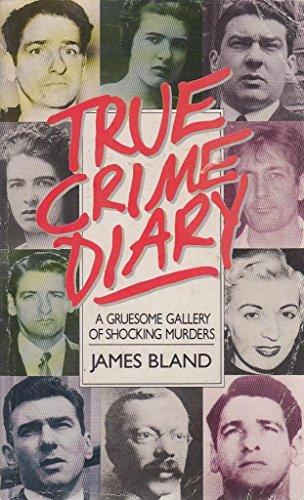 9780708832646: True Crime Diary (v. 1)