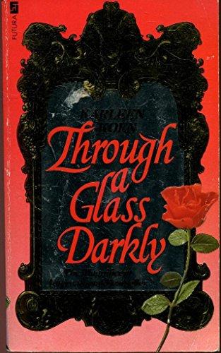 9780708832776: Through a Glass Darkly