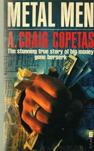 9780708833643: Metal Men: Marc Rich and the Ten Billion Dollar Scam
