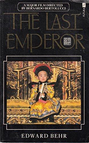 9780708834398: The Last Emperor