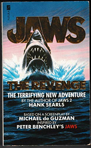 Jaws the revenge: Hank Searls