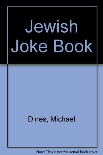 The Third Jewish Joke Book.