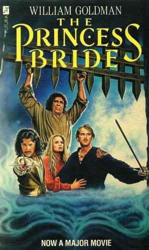 9780708839782: The princess bride