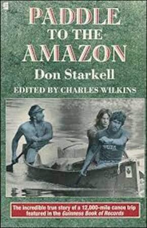 9780708842669: Paddle to the Amazon