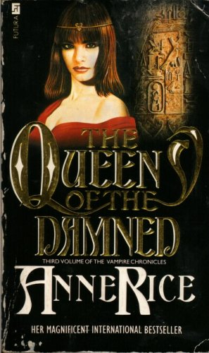 The Queen Of The Damned: Number 3: Rice, Anne