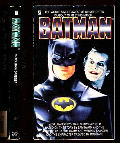 9780708843505: Batman [film tie-in]: Novel