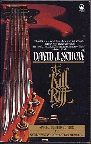 9780708844687: The Kill Riff