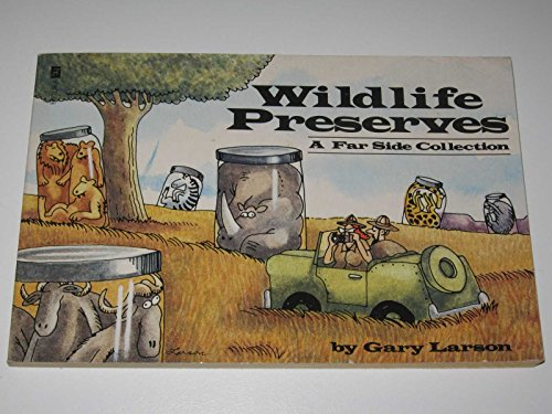 9780708845585: Wildlife Preserves: A Far Side Collection