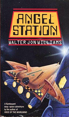 9780708849088: Angel Station
