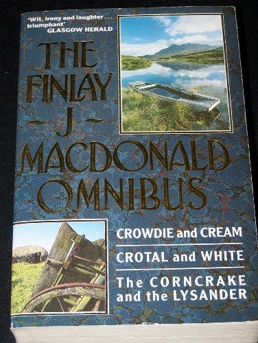 9780708849460: The Finlay J.Macdonald Omnibus: