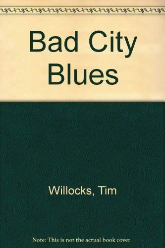 9780708850022: Bad City Blues
