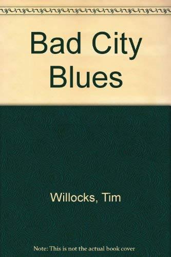 9780708850022: Bad City Blues
