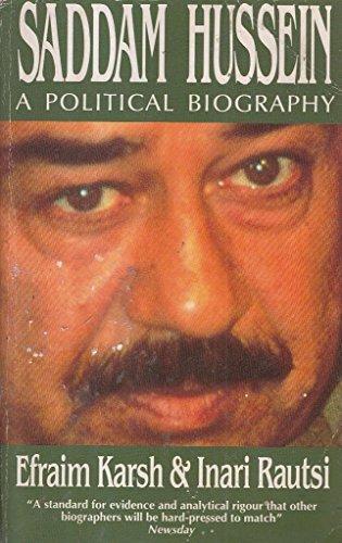 9780708853313: Saddam Hussein: A Political Biography