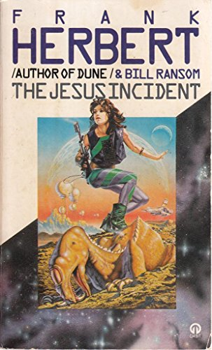 The Jesus Incident (ORBIT BOOKS), Frank Herbert; Bill Ransom
