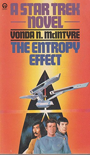 9780708880838: THE ENTROPY EFFECT (A STAR TREK NOVEL)
