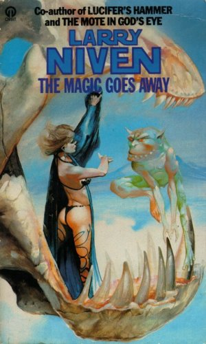 9780708880937: The Magic Goes Away (Orbit Books)