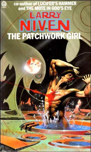 9780708880944: The Patchwork Girl