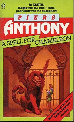 9780708881040: A Spell For Chameleon