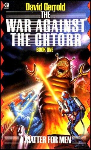 9780708881149: Matter For Men The war Against the Chtorr Book 1