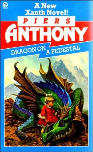 9780708881200: DRAGON ON A PEDESTAL