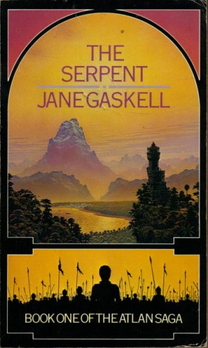 9780708881378: The Serpent (Atlan)