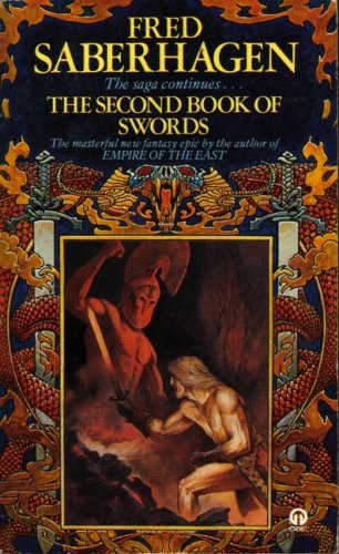9780708881507: The Second Book of Swords