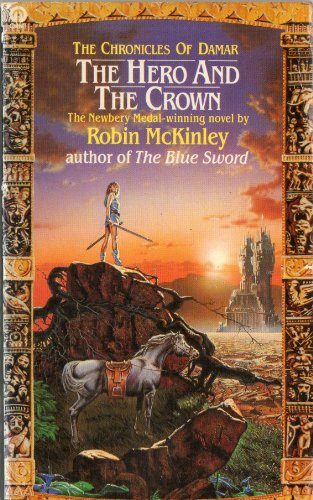 9780708881644: The Hero And The Crown: The Chronicles of Damar