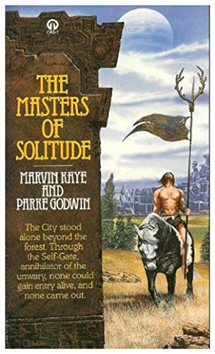 9780708882092: The Masters of solitude