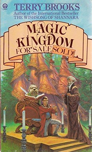 9780708882405: MAGIC KINGDOM FOR SALE/SOLD