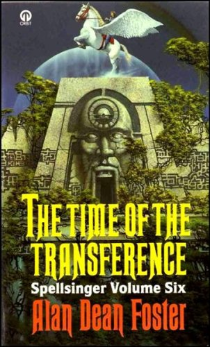 9780708882467: The Time Of The Transference (Spellsinger No. 6)