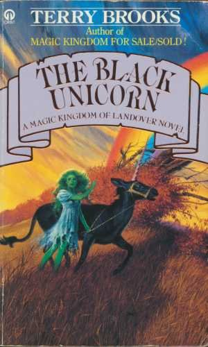 9780708882696: The Black Unicorn: a Magic Kingdom of Landover Novel