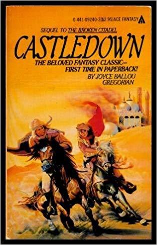 9780708883075: Castledown (Orbit Books)