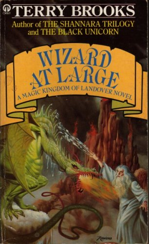 9780708883112: Wizard At Large
