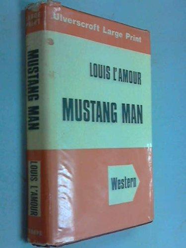 9780708900512: Mustang Man