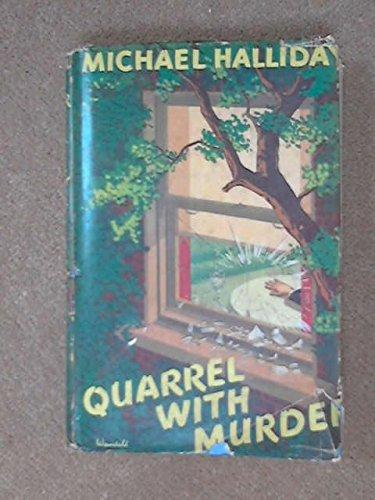 Quarrel With Murder: John Creasey, Michael