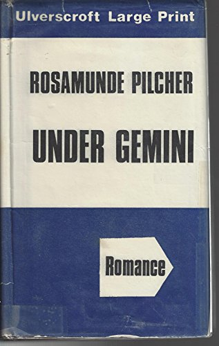 9780708901106: Under Gemini (Ulverscroft large print series. [romance])