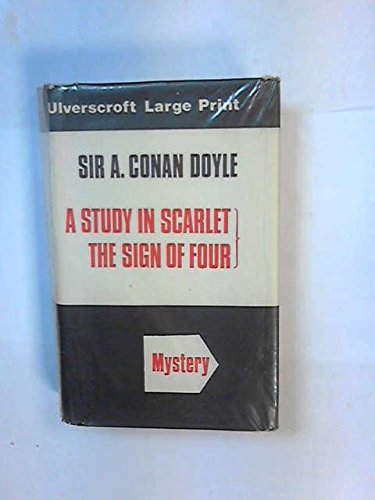9780708901908: Sherlock Holmes: A Study in Scarlet & The Sign of Four