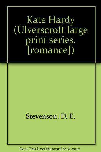 9780708901946: Kate Hardy (Ulverscroft large print series. [romance])