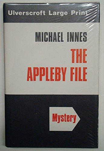 9780708902240: The Appleby File (U)