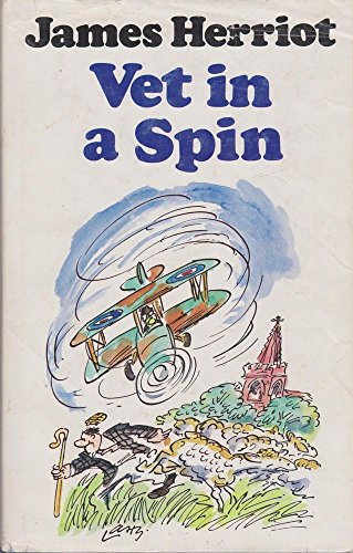 9780708902424: Vet in a Spin (Large Print Edition)