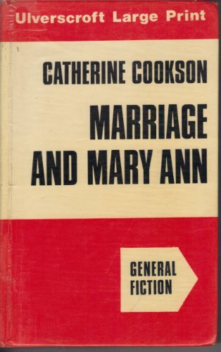 9780708902516: Marriage and Mary Ann