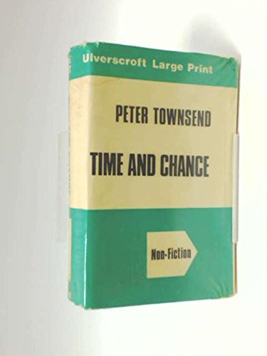 9780708902530: Time and Chance: An Autobiography