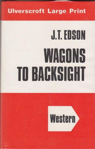 9780708903230: Wagons To Backsight (U)