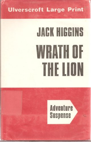 9780708903438: Wrath Of The Lion (U)