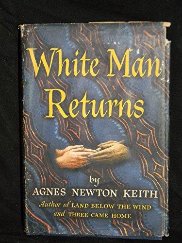 9780708903445: White Man Returns (U)